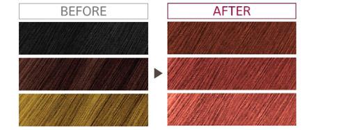 Review Missha 7 Days Coloring Hair Treatment Dew Baes